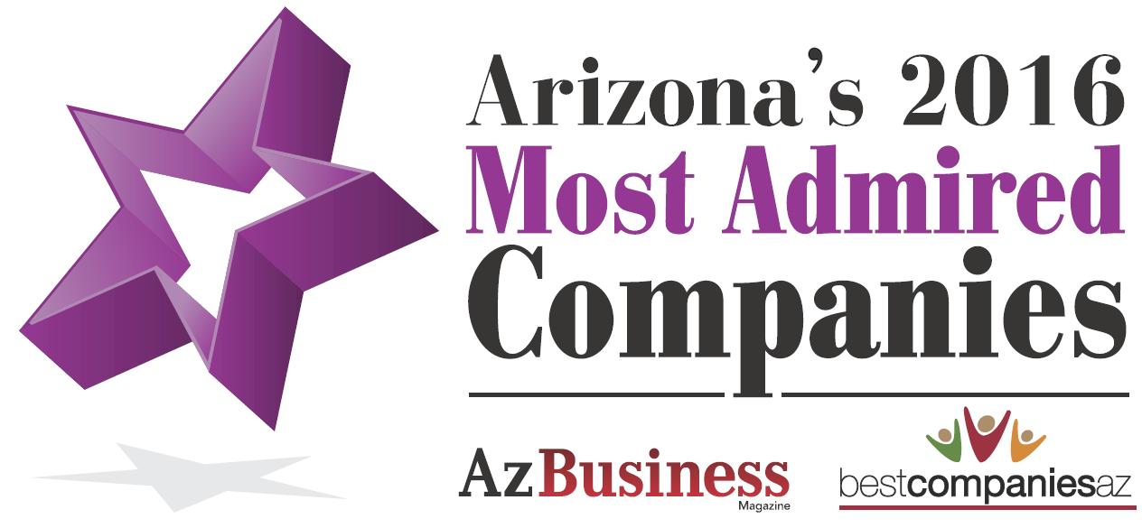 Equity Methods One of Arizona Most Admired Companies